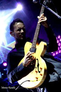 Dire Straits Over Gold, Young Festival Albignasego 2017, Davide Repele, Ephiphone Guitars