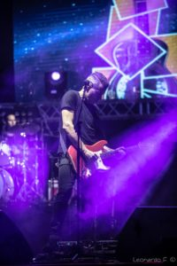 Dire Straits Over Gold, Young Festival Albignasego 2017, Luca Friso, Suhr Guitars