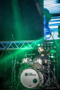 Dire Straits Over Gold, Young Festival Albignasego 2017, Alessandro Piovan, CVL Drums