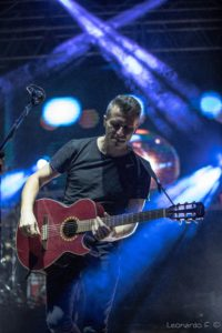 Dire Straits Over Gold, Young Festival Albignasego 2017, Luca Friso, Ibanez Guitars