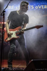 Dire Straits Over Gold, Young Festival Albignasego, Luca Friso, Suhr Guitars